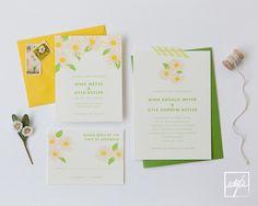 daisy wedding invites @Eunice & Sabrina Moyle   Hello!Lucky