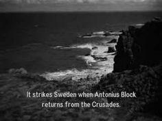 O Sétimo Selo (1957)   Det sjunde inseglet (original title)  Director: Ingmar Bergman