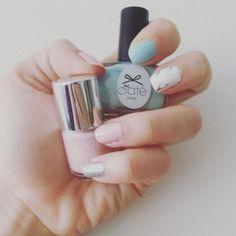 Pastel Marble Nail Tutorial!