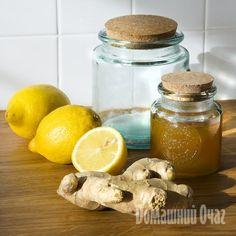 БЛОГ ПОЛЕЗНОСТЕЙ: Имбирно-цитрусовый мед: полезное варенье, которое ...
