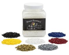 Moldable Plastic and Color Pellet Kit