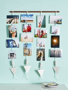 Turn your summer vacation photos into one epic photo display with 4x4 and 4x6 prints. | Shutterfly