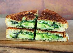 Vegan Green Goddess Griller