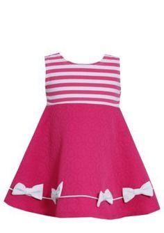 Bonnie Jean  Pretty In Pink Coat  Dress