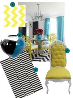 http://interiorapartment.me/2012/07/29/insert-some-caribbean-colours-into-your-decor/