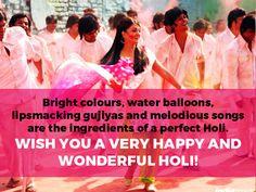 Best Holi SMS, Holi whatsapp messages, holi wishes, holi wishing messages