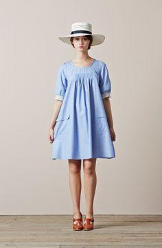 Blue Dress queridoclick.com.br