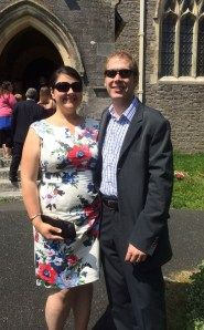Joules dress and a wedding guest // Slimming World Update week 52 - One Year Special // mrssavageangel