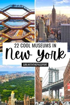 Best Museums in NYC | Best Museums in New York City | NYC travel tips | New York City travel tips | Nyc itinerary | New York City itinerary | NYC bucket list | New York City bucket list | NYC travel guide | New York City travel guide | NYC attractions | New York City attractions | NYC travel photography | New York City travel photography | things to do in NYC | things to do in New York City | NYC aesthetic | New York City aesthetic | NYC photography | New York City photography New York City Attractions, Nyc Itinerary, New York Museums, New York City Travel, City Aesthetic, City Photography, United States Travel, Culture Travel, European Travel