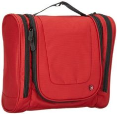 Find Victorinox Hanging Toiletry Kit,Red,One Size online. Shop the latest collection of Victorinox Hanging Toiletry Kit,Red,One Size from the popular stores - all in one Travel Luggage, Luggage Bags, Travel Bags, Travel Packing, Leather Laptop Case, Laptop Bag, Sun Parasol, Men's Backpack, Duffel Bag