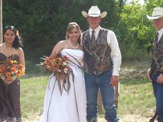 www.tmbridalshop.com Tomorrow's Memories Bridal and Tuxedo Shop Custom wedding gown made affordable by renting...alittle camo and country