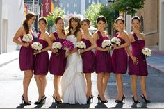 Latest Trends For Bridesmaid Dresses
