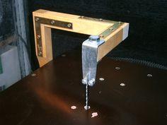 Стол для электролобзика своими руками - Лоскутное одеяло.