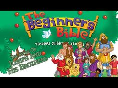 Joseph and His Brothers - Beginners Bible