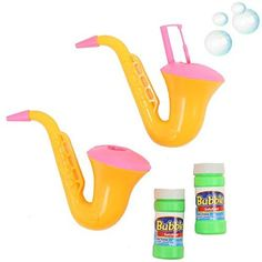 Dazzling Toys Saxophone Bubble Blowing 2 Pack. dazzling toys https://www.amazon.com/dp/B00SXF33VC/ref=cm_sw_r_pi_dp_qvgBxbT9FX26S