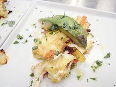 Three Pepper and Goat Cheese Frittata recipe from Martita Jara via Food Network