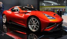 Icona Vulcano Supercar Concept | Debut @ 2013 Shanghai Auto … | Flickr