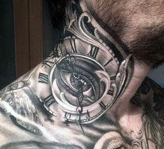 neck-tattoos-for-men9 #necktattoosmen