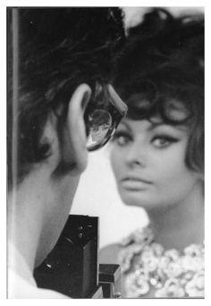 Sophia Loren, Tazio Secchiaroli