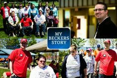 Thank you for supporting the My Becker's Story blog in 2013.