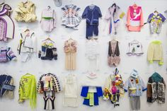 Fashion & Textiles, Foundation Degree Show 2014, Central Saint Martins