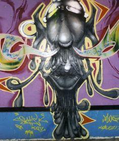 graffiti art...