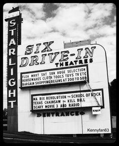 Starlight Drive In / Atlanta Georgia