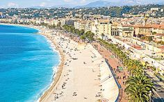 In the 19th century, the Riviera resort was seen as a great place to escape…
