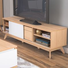 Found it at AllModern - Lily TV Stand