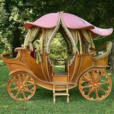 Decorate a wagon like this using cardboard for Miss Suriphina's b-day