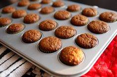 Amazing Paleo – Paleo Recipes Paleo Banana Muffins - Free Recipe by Amazing Paleo. Yummy!! But I wish I would have added a little more honey and cinnamon