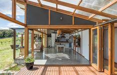 Prefab Homes Australia, Prefab Homes Canada, Kit Homes Australia, House Plans Australia, Prefab Modular Homes, Modern Modular Homes, Prefabricated Houses, Small Prefab Homes, Prefab Home Kits