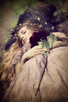 Sleepy Beauty Inspiration    Sleeping Beauty Project #5 by Diana Cornielle, via 500px