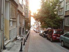 Kadiköy, Nemlizade street Istanbul, Street View