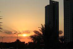 Sunset - Doha Corniche