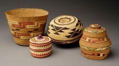Tlingit Baskets