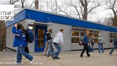 The Sustainable Modular Classroom by ARC