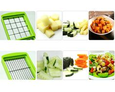 ☑ Worldwide Free Shipping. ☑ No Tax Charges. ☑ Best Price Guarantee. ☑ Refund if you don't receive your order. ☑ Refund & Keep item, if not as described.Item Specifics: Type: Fruit & Vegetable Tools Certification: CIQ,CE / EU Model Number: AKC6009 Fruit & Vegetable Tools Type: Shredders & Slicers Featur Vegetable Chopper, Vegetable Slicer, Slicer Dicer, Mandolin Slicer, Kitchen Helper, Grater, Fruits And Vegetables, Cooking Time, Stainless Steel