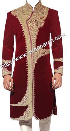 wedding sherwani - Google Search