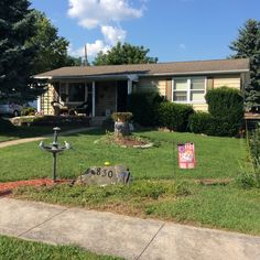 This adorable home has the front porch you've always dreamed of!