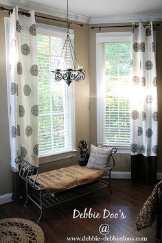 Best 25 Lengthen Curtains Ideas On Pinterest Lace