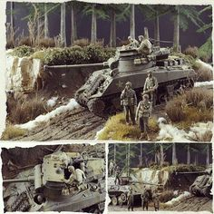 Hurtgen Forest -Germany -Winter 1945 diorama. Modeler Riccardo Casati #scalemodelkit #plastimodelismo #plasticmodel #plastimodelo #war #guerra #guerre #bataille #miniatura #miniature #maqueta #maquette #modelismo #modelism #modelisme #miniatur #usinadoskits #udk #hobby #diorama #passatempo #tiempolibre #ミニチュア #моделизм