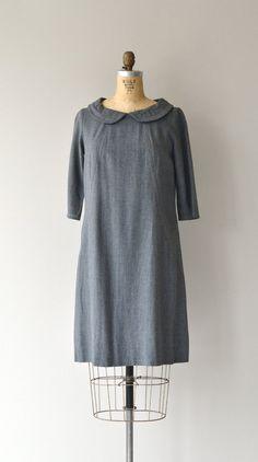 Paddington dress vintage 1960s dress mod 60s peter by DearGolden