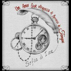 Livro Perdida um amor que ultrapassa as barreiras do tempo #Sofian #CarinaRissi