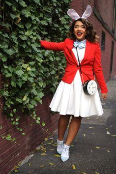 DISNEY DIY – 2 Easy Halloween Costumes | Color Me Courtney
