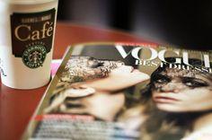 Vogue and Starbucks