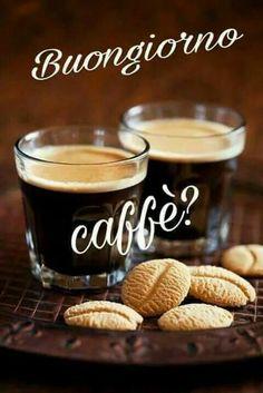 Good Morning Coffee, Good Morning Good Night, Good Morning Quotes, Coffee Time, Coffee Latte Art, Hot Coffee, Italian Greetings, Birthday Wishes Greetings, Italian Memes