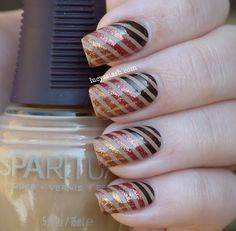 25 Ultra-Pretty Fall Nail Designs To Let Your Fingertips Celebrate Autumn