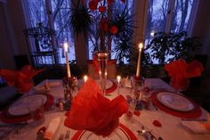 Valentines Day Dinnerscape by Lisa 2014