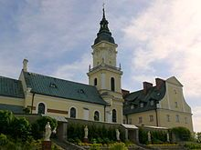 The Sanctuary of Victoriaus Our Lady in Brdów (Poland)